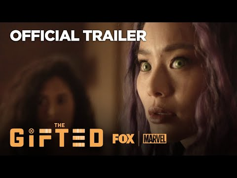 Comic-Con 2018 Official Trailer: THE GIFTED   Season 2   THE GIFTED