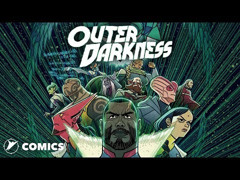 Outer Darkness - by John Layman, Afu Chan & Pat Brosseau