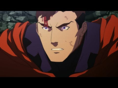 """The Death of Superman"" clip - Superman vs Doomsday"