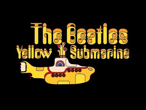 The Beatles' Yellow Submarine Trailer (Silent)