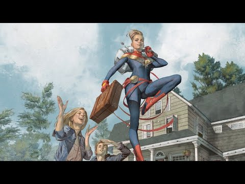Life of Captain Marvel #1 Launch Trailer