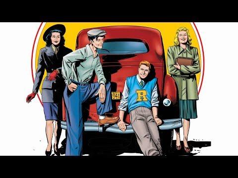 Will Archie Enlist? - Archie 1941 #2 Teaser Trailer