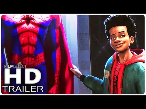 SPIDER MAN: INTO THE SPIDER VERSE Final Trailer (2018)