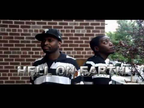 Universal Disciple - Hell on Earth - Remix - Mixtape 4 - Feat.. Lik - official video