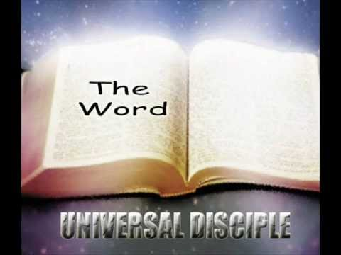 Universal Disciple - The word - Mixtape 3 - Untold Scriptures
