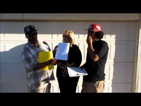 TSDLYB TV- Rob and Lucinda with Fortino Greedy Gonzalez