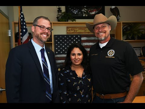 PCSO Podcast - Pinal County Attorney Kent Volkmer