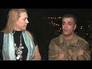 Por la paz entre israelíes y palestinos. Y presentación Marcha Mundial