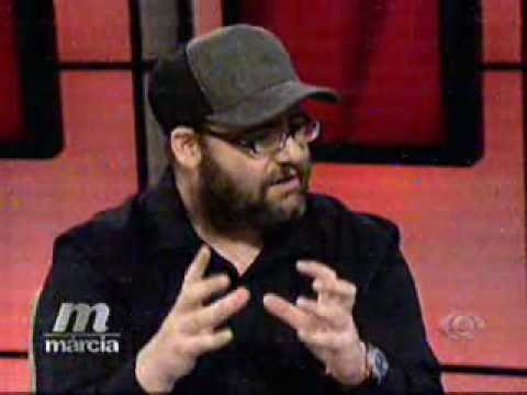 Programa Márcia - Márcia entrevista Yehuda Berg Pt.2