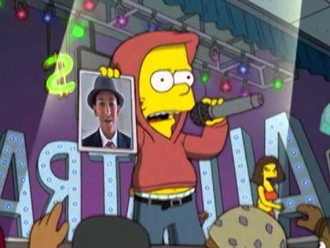 Bart Mitzvah - ( Nissim Ourfali Versão Bart Simpsons )