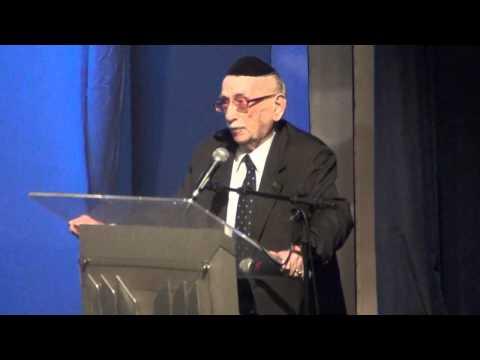 Discurso Ben Abraham - Yom Hashoá 2013