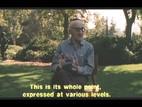 Yeshayahu Leibowitz Fala de sionismo,identidade judaica , Torá e cabala