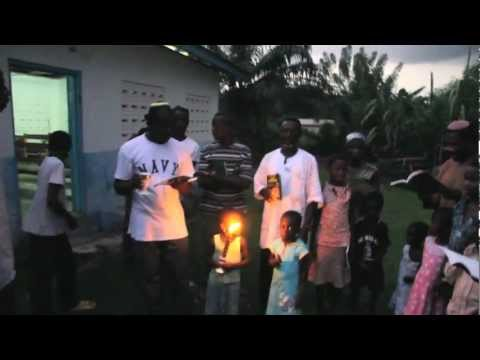 Havdalah Ceremony in Sefwi Wiawso