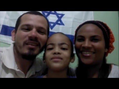 Homenagem dos Bnei Anussim de todo o Brasil aos 68 anos do estado de Israel