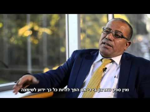 A Palestinian Perspective:   Bassem Eid  - באסם עיד:  נקודת מבט שונה