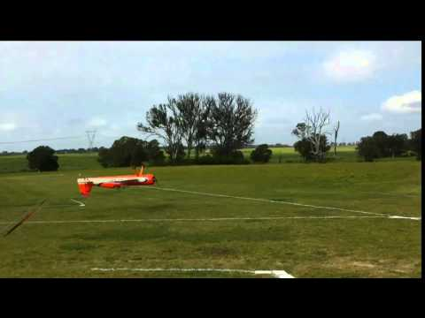 40% sukoi 3.1m 150cc low inverted pass