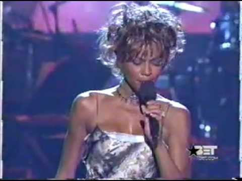 Whitney Houston - I Have Nothing / I Will Always Love You (BET Awards 2001)