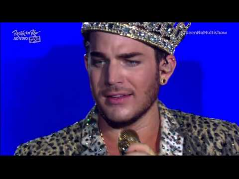 Queen e Adam Lambert - We Are The Champions