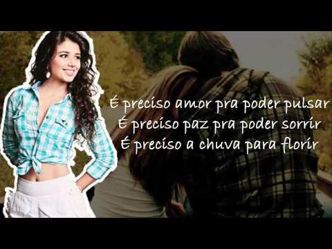 Paula Fernandes e Leonardo - Tocando em frente