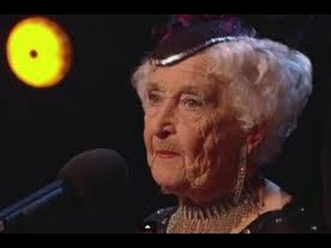 Britain's Got Talent 2014 - Dançarina de 80 anos