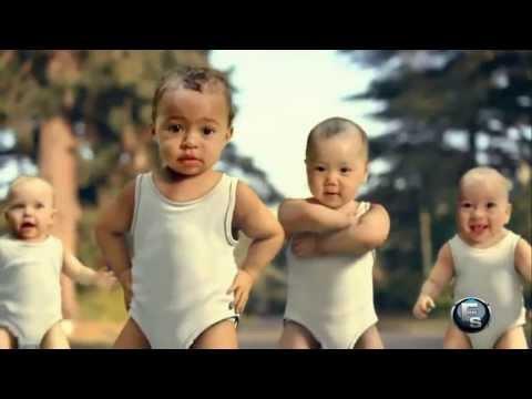 Bebes Dançando - Kuduro