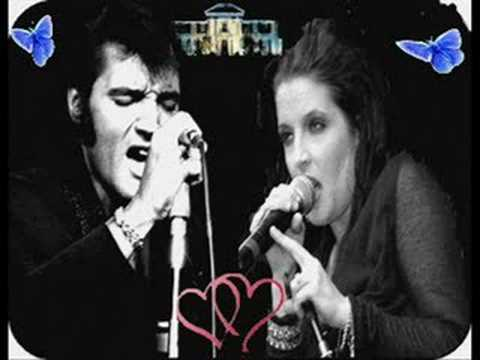 Elvis and Lisa Marie - The most beautiful duet of the world