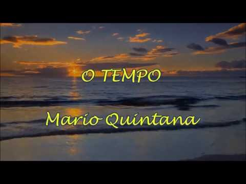 Mario Quintana - O Tempo