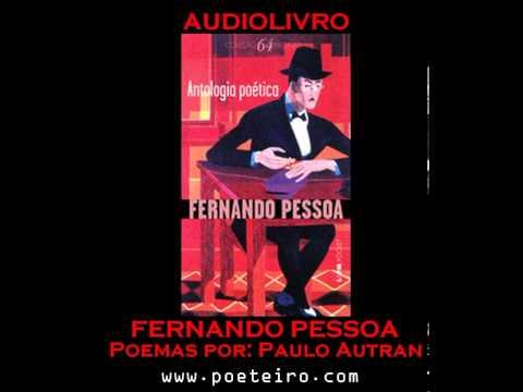 Paulo Autran declamando Fernando Pessoa