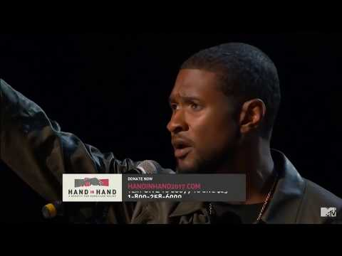 Usher and Blake Shelton - Stand By Me