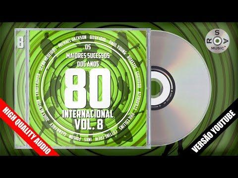 Os Maiores Sucessos dos Anos 80 Internacional Vol. 8