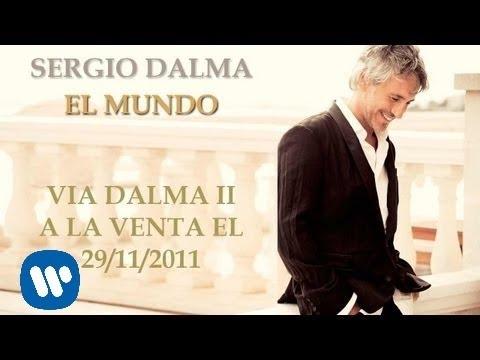 Sergio Dalma - EL Mundo