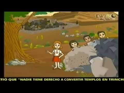 EL VIA CRUCIS PARA NIÑOS 1 2   YouTube