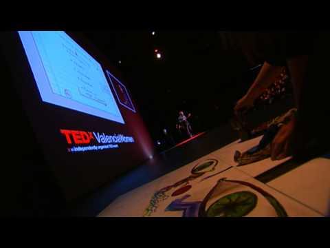 Libertad y Razon: Felix Lozano at TEDxValenciaWomen