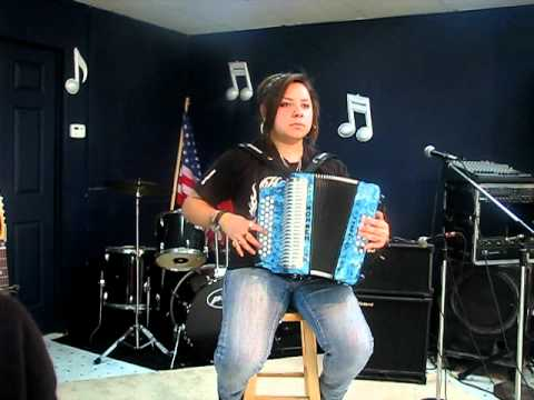 Yesenia Garcia Audition Tape for Texas Big Squeeze 2011