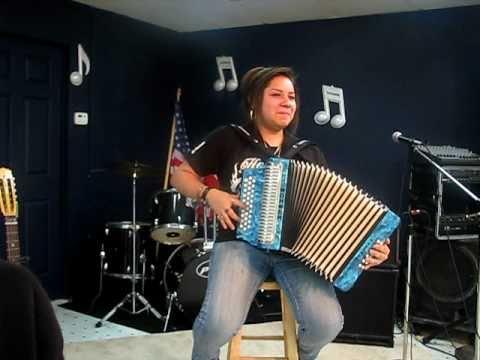 Yesenia Garcia - Texas Big Squeeze Audition 2011 Song 3
