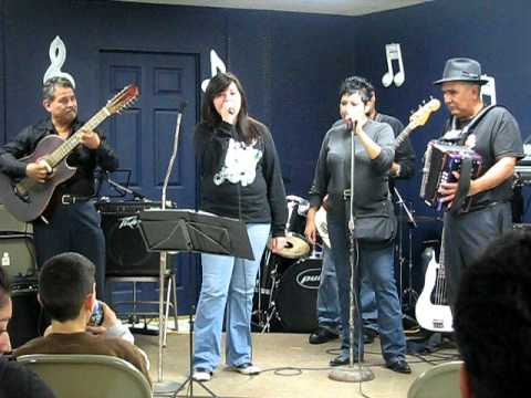 Conjunto Band Jam at Houston Accordion Performers