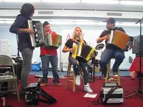 Alex Meixner Jams with Carlos, Jesenia, & Danny