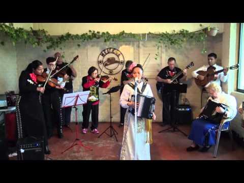 Volver, Volver sung at a MECATX Cinco de Mayo celebration