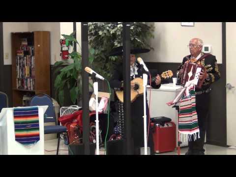 La cucaracha being performed at a Cinco de Mayo 2015 festival