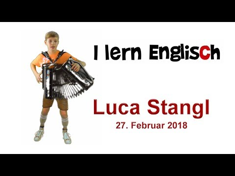I Lern Englisch - Luca Stangl