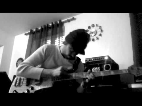 National Anthem Bass improvisation theme