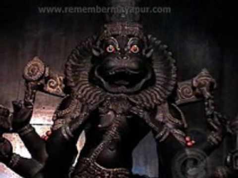 All glories to Lord Narasimha