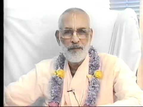 Srila Gurudeva - Rupa Ragunatha Pade Yugala Piriti - Fullerton, CA - 22 June 1996