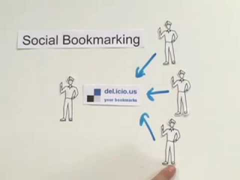 Social Bookmarking Tutorial-Delicious