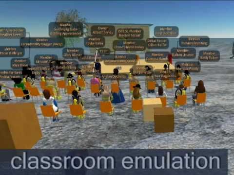 Uses of Second Life in Education