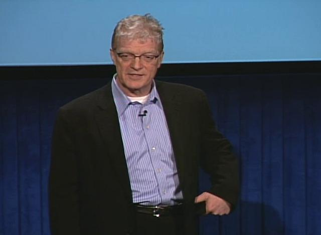 Summit on Science, Entertainment, and Education  - Sir Ken Robinson