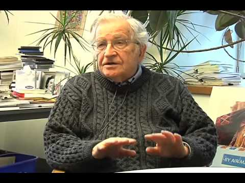 Calls to Action: Noam Chomsky on the dangers of standardized testing