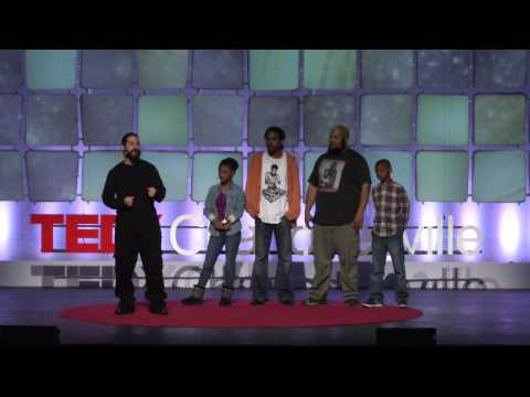 Breathing love into communities | Holistic Life Foundation | TEDxCharlottesville