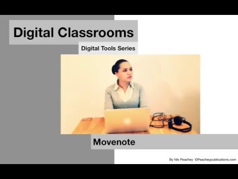 Digital Tools Series - Movenote