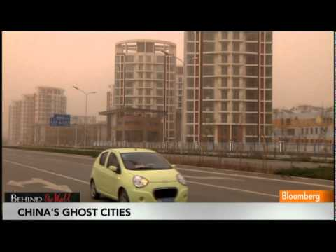 """Bloomberg Television's """"Behind The Wall"""": China's Ghost Cities"""